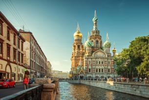 Semana Santa en Rusia: de San Petersburgo a Moscú