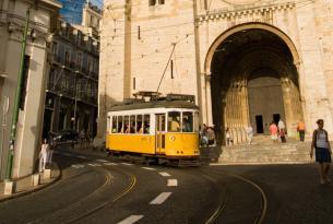 Semana Santa en Portugal: Lisboa y Sintra (grupo especial Singles)