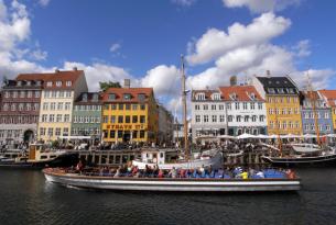 Las capitales bálticas en grupo (Riga, Tallin y Helsinki) con estancia final de 2 noches en Copenhague