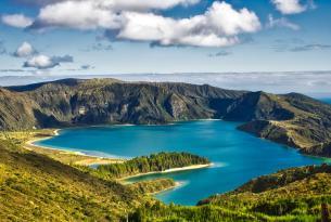 Azores: la isla de Sao Miguel