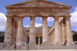 Exclusivo Singles: la Sicilia esencial en grupo (incluye Erice y Taormina)