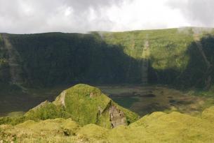 Islas Azores combinado: Isla Terceira e Isla Faial
