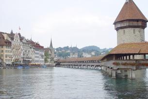 Viaje en grupo por Suiza, Alemania y Alsacia (Francia)