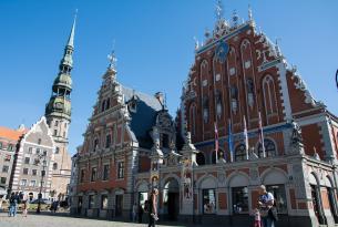 Las capitales bálticas en grupo en una semana: con Helsinki, Riga, Tallin y Copenhague