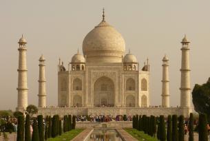 India del norte en grupo con Rajastán y el Triángulo de Oro