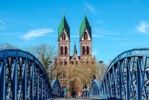 La Selva Negra en grupo al completo con Alsacia (Estrasburgo y Colmar)