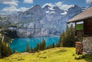 Suiza esencial: pueblos con encanto en el puente de noviembre (Singles)