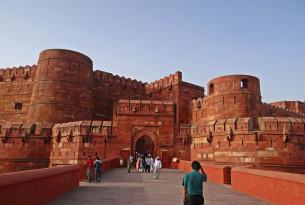 Navidad y fin de Año en el norte de  India en pensión completa