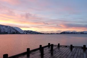 Aventura en Noruega: observación de auroras, ballenas y crucero a Cabo Norte