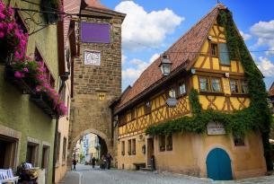 Puente de diciembre en la Alemania más romántica y sus mercados de navidad