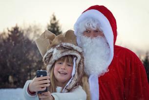 Laponia: fin de año en Ruka con actividades polares y visita a Santa Claus (vuelo directo desde Valencia)