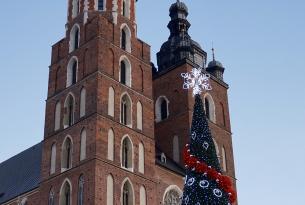 Puente de Diciembre 5* en Cracovia y Varsovia