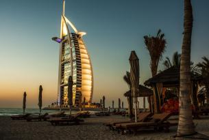 Dubai con safari y cena por el desierto
