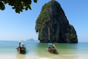 Bangkok y playas de Krabi: vive Tailandia este puente de diciembre (salidas desde Madrid y Málaga)