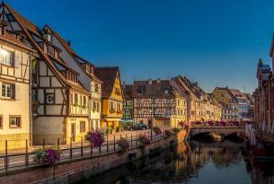 Fin de año en la Selva Negra, Alsacia y Suiza