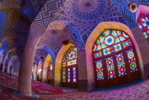 Irán en grupo especial Semana Santa (con  Shiraz, Yadz, Isfahán y Teherán)
