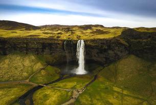 Islandia especial singles: tierra de hielo y fuego (versión en Hoteles Confort)