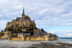 Bretaña francesa, Castillos del Loira y Sur de Inglaterra en grupo