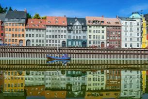Grandes Capitales Escandinavas: Estocolmo, Oslo y Copenhague