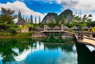 Tailandia con Bangkok, Safari en Kao Sok y Krabi o Isla de Yao Noi