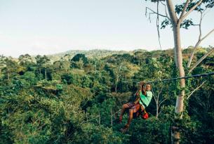 Costa Rica y sus parques menos explorados: Bocatapada, Arenal, Rincon de la vieja y más en coche de alquiler