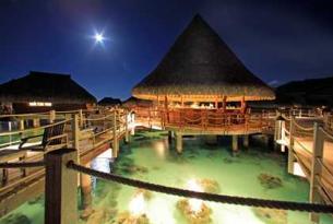 """Polinesia: Combinado Sociedad """"Alojamiento Lujo"""""""