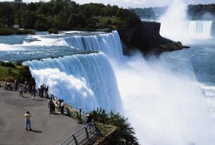 Canada: aventura canadiense con Niágara  (10 días)