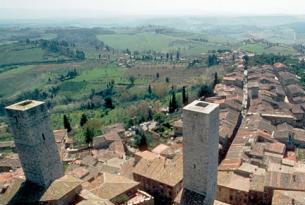 Italia: Toscana, de Florencia a Pisa