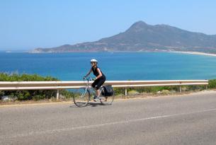 Italia: Cerdeña en bicicleta