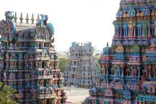 India del Sur: Tamil Nadu, Kerala y Maharashtra
