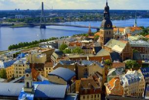 Paises Balticos: Lituania, Letonia y Estonia (Todo Incluido)