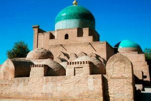 Joyas de Uzbekistán