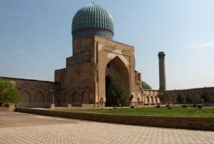 Uzbekistan al completo