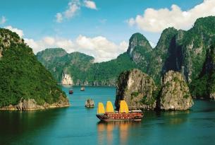 Camboya y Vietnam en grupo