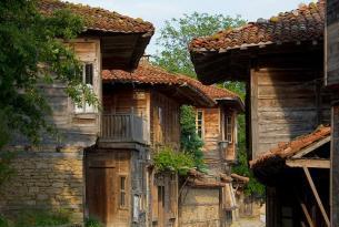 Pueblos típicos y monasterios búlgaros